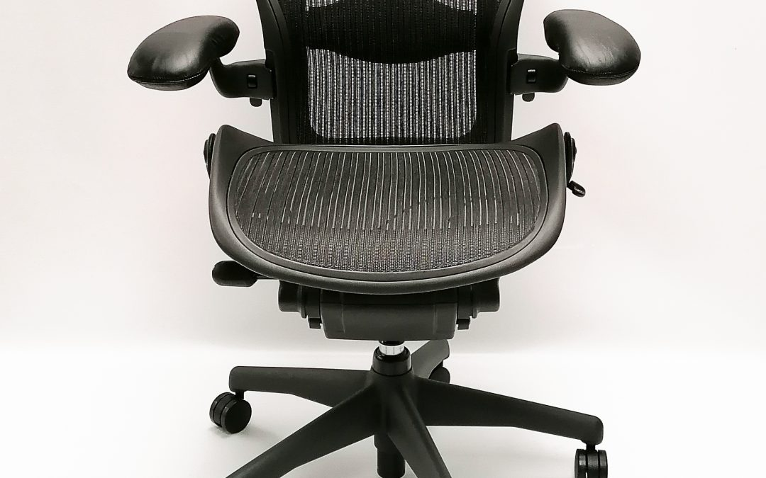 The Ultimate Office Chair Part 3
