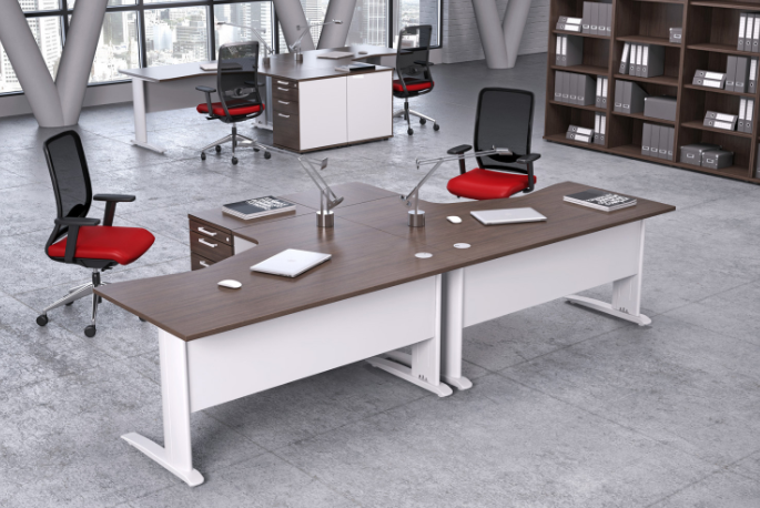 New Desks – Komo, Ashford, Quando Ranges