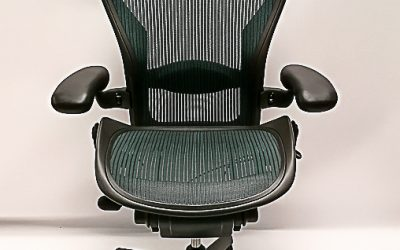 The environmentally friendly chair
