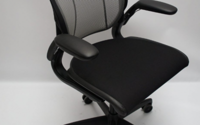October's Featured Chair – Humanscale Diffrient World Chair