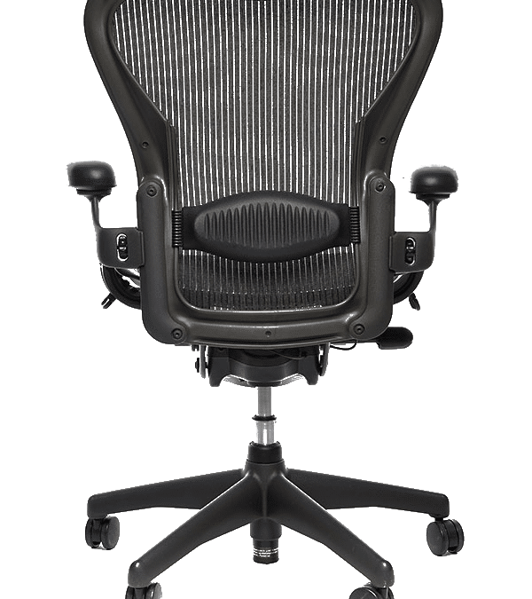 The Ultimate Office Chair Part 4