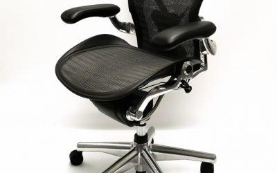 Herman Miller Aeron Chair Size