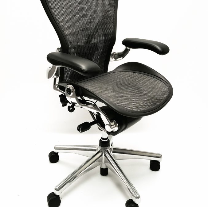 Griffin Office and the iconic Aeron Chair